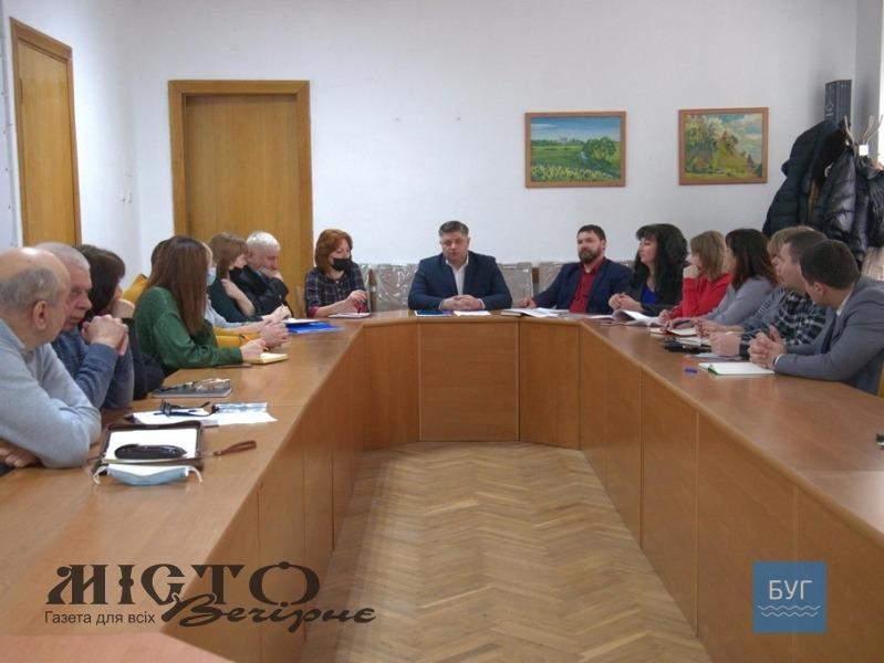 Обговорили способи наповнення бюджету з незареєстрованих установ і підприємців у Володимир-Волинській громаді