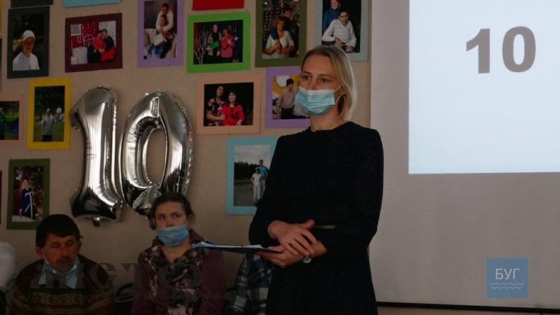 Громадська організація «Берег надії» відсвяткувала десятиріччя роботи