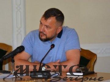 Звільнили директора служби місцевих автодоріг Волині