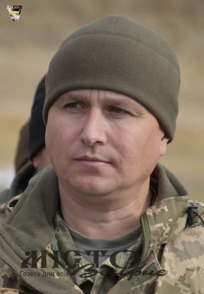 Військовому 14 ОМБр вручили орден Богдана Хмельницького