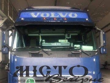 """Через """"Ягодин"""" у вантажівці намагалися провезти незадекларований товар на суму понад 700 тисяч гривень"""
