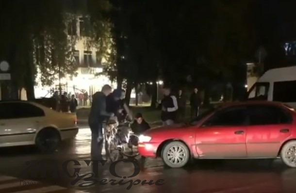 У Нововолинську збили велосипедиста