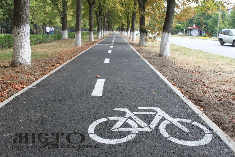 У Володимирі-Волинському може збільшитися кількість велодоріжок
