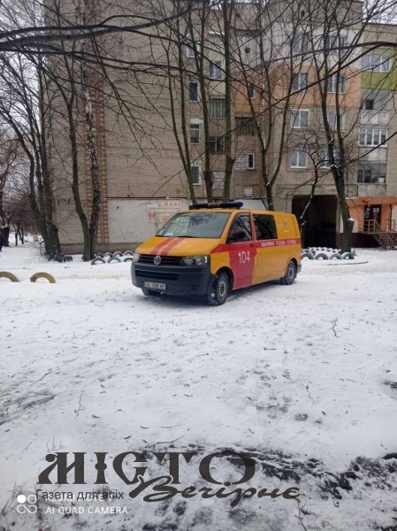 У Нововолинську чоловік і жінка отруїлися чадним газом