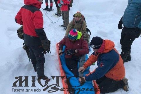 На Закарпатті рятувальники другий день поспіль шукають зниклого туриста