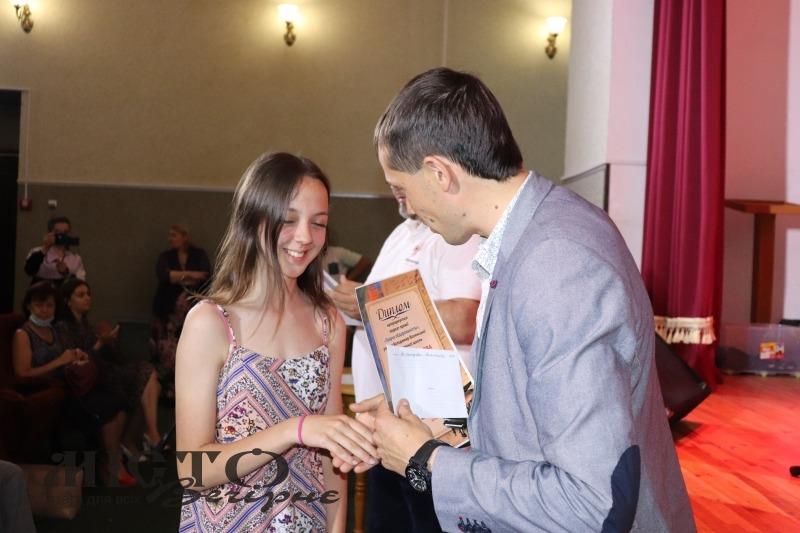 У КМЦ Володимира нагородили талановитих дітей