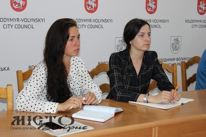 У Володимирі відбулось чергове засідання оргкомітету до Дня міста