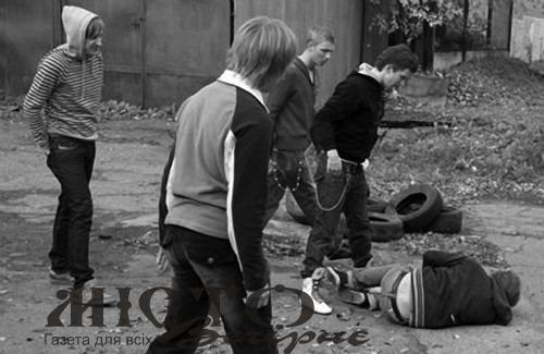 У Луцьку зросла кількість злочинів за участю неповнолітніх