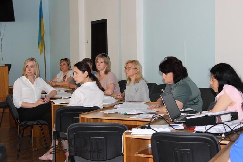 У Володимирі відбулось засідання бюджетної комісії