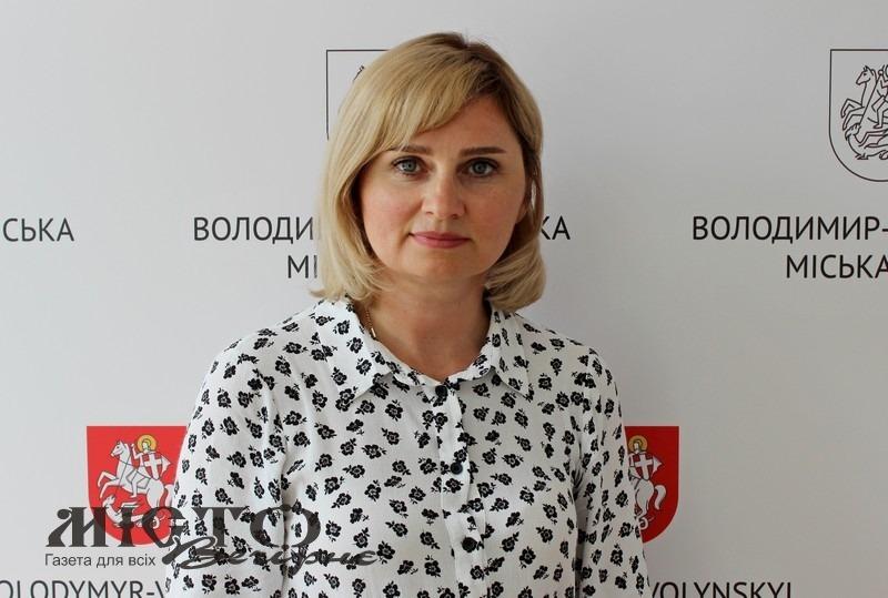 У Володимирі конкурсна комісія рекомендує на посаду головного спеціаліста-бухгалтера «ЦНАП» Людмилу Нечипорук