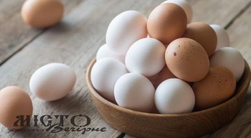 На 20% Україна скоротила експорт яєць