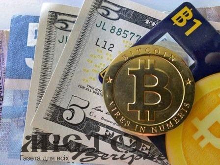 В Україні випустять картки для розрахунків криптовалютою