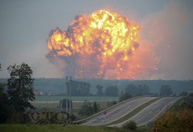 ГРУ Росії причетне до вибухів на складаз ЗСУ, - Bellingcat