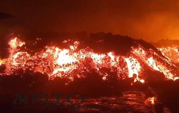 У Конго почав вивергатися вулкан