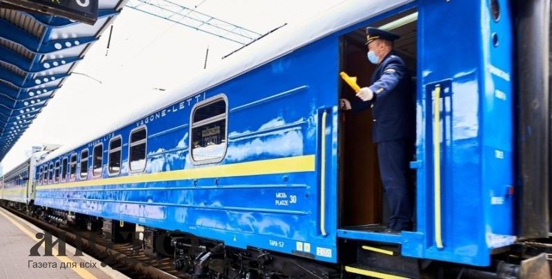 У поїзді «Укрзалізниці» помер пасажир