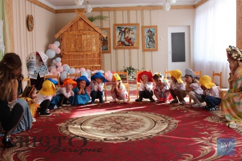 Вихованці садочка №2 у Володимирі зустріли свято весни