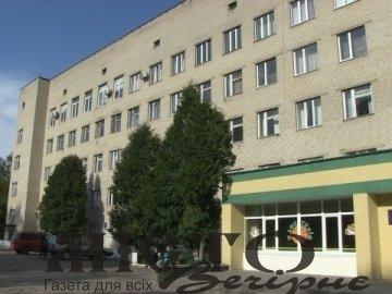 У Володимирі поруч з лікарнею хочуть збудувати приватний медзаклад