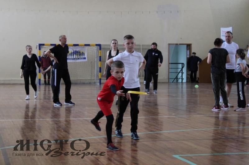 У Володимирі пройшов фінал обласного фестивалю «Мама, тато, я – спортивна сім'я»