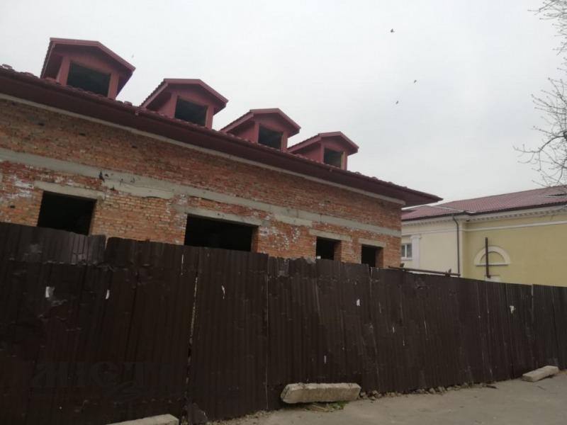 У центрі Володимира облаштують громадську вбиральню