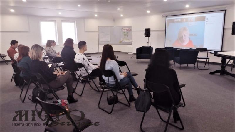 Відбувся захід за участю молодіжних лідерів чотирьох громад Володимир-Волинського району та команди нардепа Ігоря Гузя