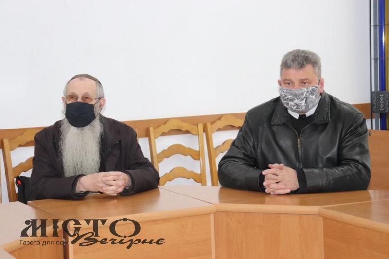 У Володимирі провели зустріч з представниками релігійних громад