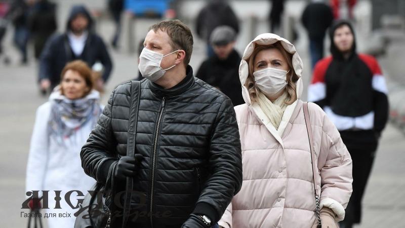 Україна – без «червоних» зон