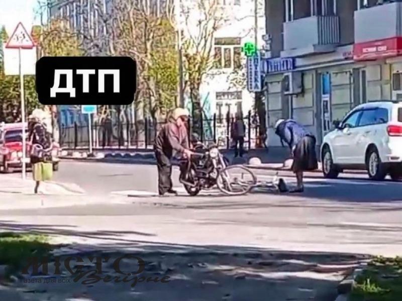 У Володимирі на пішохідному переході трапилася ДТП