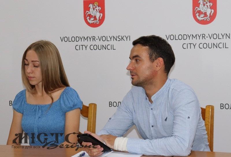 У Володимирі провели конкурс на заміщення посади менеджера