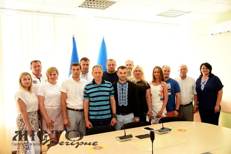 Делегація з Володимира відвідала місто Переяслав, яке повернуло свою історичну назву