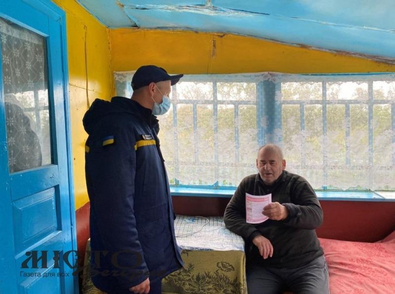 Нововолинські рятувальники нагадали громадянам правила пожежної безпеки у побуті