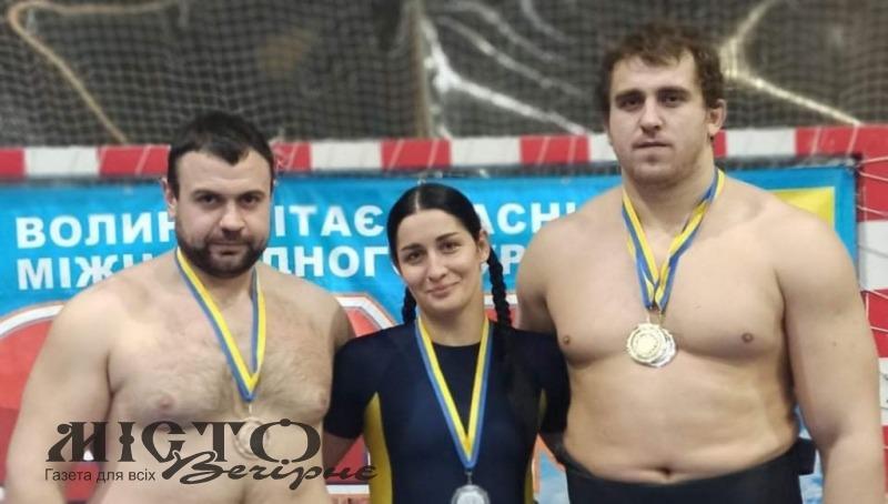 Володимирчанин посів третє місце на Чемпіонаті України з сумо