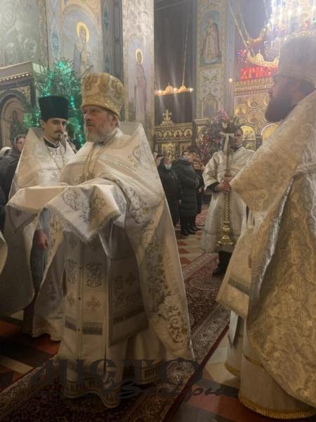 В Успенському соборі Володимира-Волинського призначили нового настоятеля