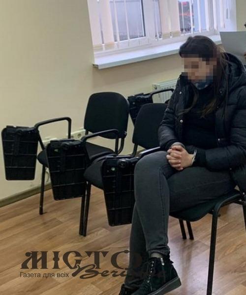 На «Ягодині» затримали жінку, яку розшукували правоохоронці