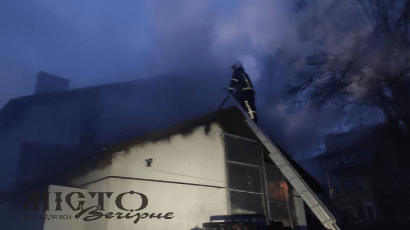 Масштабна пожежа в Ковелі: назвали ймовірну причину