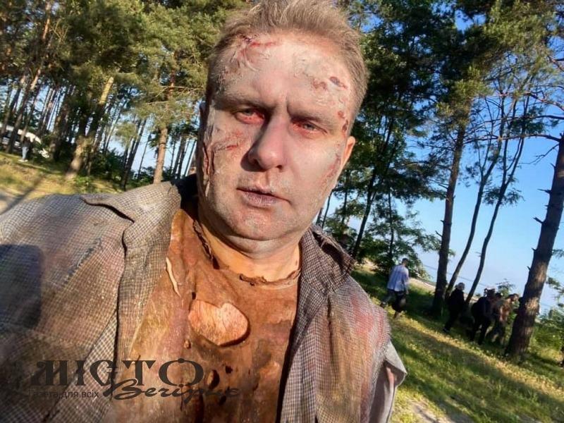 Житель Володимира знявся у кліпі відомого українського гурту