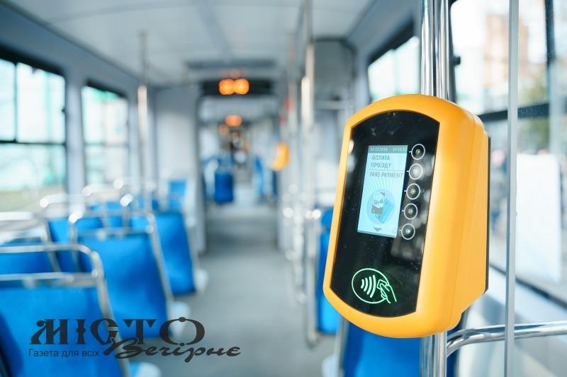 У Нововолинську хочуть перейти на електронні квитки у громадському транспорті