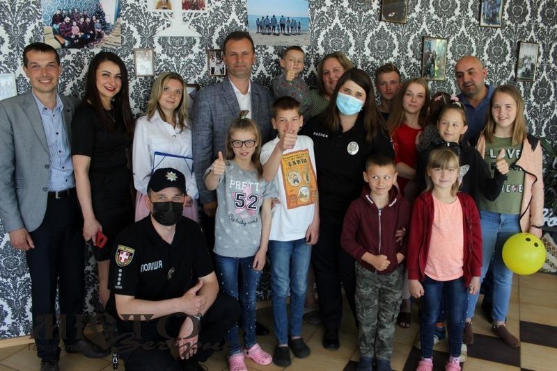 Єдину на Волині патронатну сім'ю створили у селі Володимир-Волинської громади