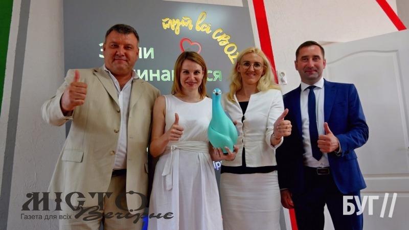 У Зимнівській громаді відкрили перший в Україні Центр активності громадян