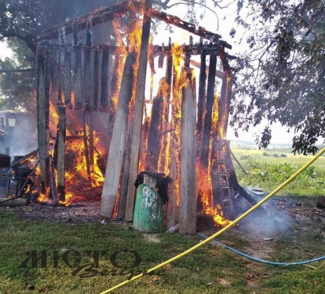 У Володимирі та районі за п'ять днів трапилося п'ять пожеж
