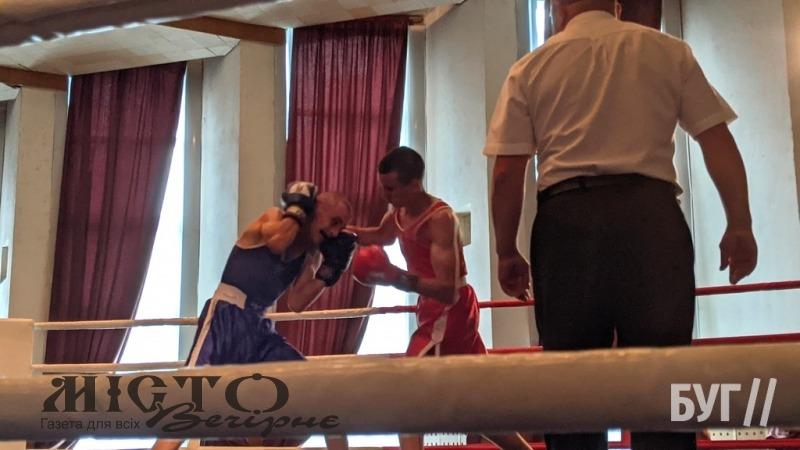 У Володимирі відбувся турнір з боксу серед військовослужбовців