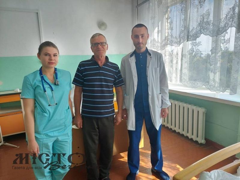 У Володимирі з'явився найбільш прогресивний метод лікування гриж