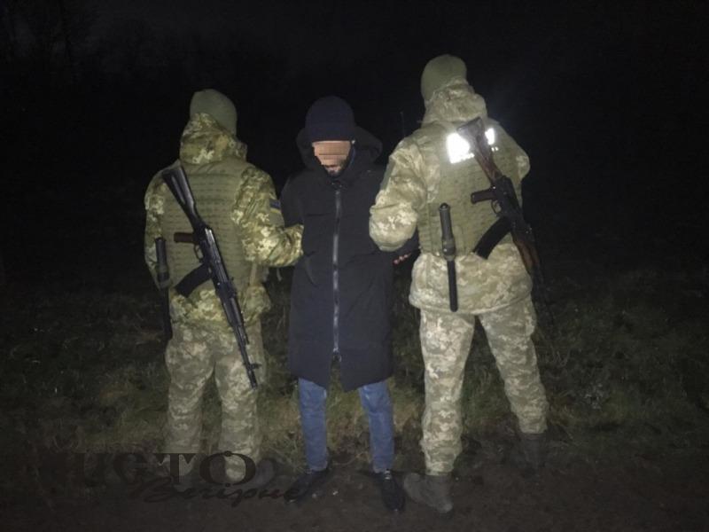В Устилузькій громаді вдруге затримали сирійця, який хотів нелегально дістатись до Польщі