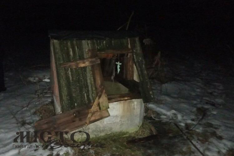 На Горохівщині селяни в колодязі знайшли понівечене тіло
