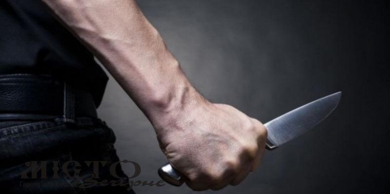 У Володимир-Волинському районі чоловік вдарив ножем поліцейського