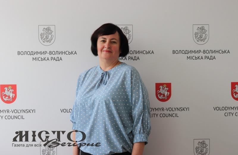 У Володимирі обрали очільницю іще одного відділу ЦНАПу