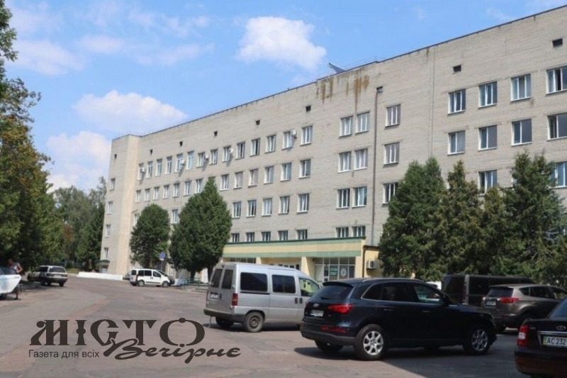 Лікарня Володимира та ще шість медзакладів Волині все ж отримають ковідні кошти