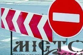 На вулиці Устилузькій у Володимирі обмежили рух транспорту