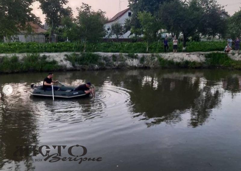 В Устилузькій громаді потонув чоловік