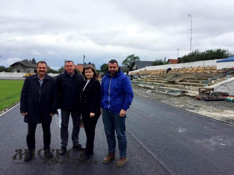 У Володимирі дофінансують капітальний ремонт стадіону