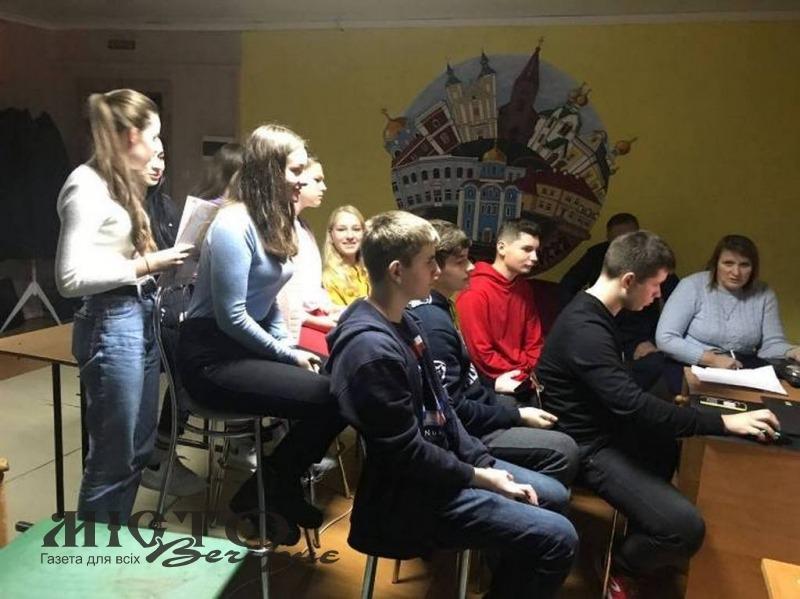 Учні Володимир-Волинської гімназії вибороли ІІІ місце у Всеукраїнському проєкті «Відкривай Україну»